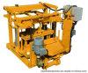 Machine de blocage de couche d'oeufs Qt40-3A amovible Machine de fabrication de briques creuses