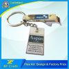 Подгонянный профессионалом консервооткрыватель бутылки Keychain металла для выдвиженческого подарка