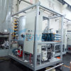 Máquina del purificador de petróleo del aislante (mejorar el voltaje de ruptura del petróleo hasta 75KV)