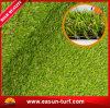 Лужайка сада для дерновины любимчика напольного ковра украшения искусственной
