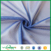 Полиэфира трика 2*2 ткань 100% сетки