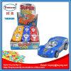 Gutes verkaufenspielwaren-Auto-Superfriktions-Auto-Spielzeug mit Süßigkeit