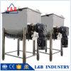 Mezclador de cinta horizontal de acero inoxidable para la pólvora seca