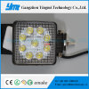 Lumière imperméable à l'eau de travail de 27W DEL avec la conformité de FCC de RoHS de la CE