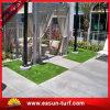 Трава дерновины китайского сада фабрики 30mm зеленого искусственная для сбывания