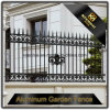 New Fencing Design Alumínio Security Garden Fence for Decoration