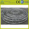 Система ферменной конструкции круга случая представления этапа освещения алюминиевая