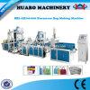 Máquinas de fabricação de sacos de tecido não tecido