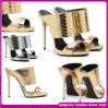 Alta calidad Ladies 2015 New Design Fashion Heel Sandals para Women (D0887)