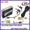 Venda de fábrica 35W H4-2 Lâmpada HID Xenon para atendimento automático