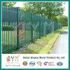 D와 W Type Steel Palisade Fence 또는 Metal Steel Palisade Fencing