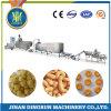 línea de la producción alimentaria de los bocados del maíz