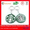 Kundenspezifische Gummischlüsselkette als Andenken mit Ihrem Firmenzeichen
