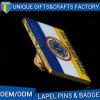 Solapa de la Policía Militar de cobre Placa Personalizar Pin zinc aleación de la broche