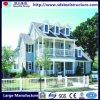 Acero para la construcción de cabinas de acero Columnas de acero de construcción Compañías del edificio