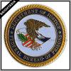 Pin металла конторы для эмблемы правительства (BYH-11089)