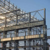 Construção de aço pesada para edifícios