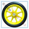 Neumático libre plano de la bicicleta de la pulpa de la espuma de la PU de 14 pulgadas