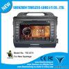 GPS A8 Chipset 3 지역 Pop 3G/WiFi Bt 20 Disc Playing를 가진 KIA Sportage 2011-2012년 High를 위한 인조 인간 4.0 Car DVD Version