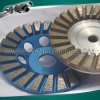 고품질 다이아몬드 컵 회전 숫돌 (SG105)