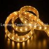 Luces de tira flexibles LED con alta tensión 5050SMD lista de la cinta