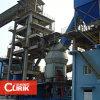 30-3000 mícrons de moinho de rolo vertical para o preto de carbono