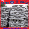 Fabricante China suministro directo de lingotes de zinc de alta calidad al 99,995% - China lingote lingotes de estaño, zinc