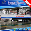 3-Axis 40000L Fuel Oil Tank Truck Trailer com suspensão de ar