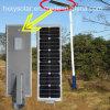 Lampade solari chiare esterne della lampada di via dei prodotti solari dell'apparecchio d'illuminazione (HXXY-ISSL-5-80)