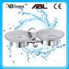 De zeepschotels van het Roestvrij staal van ABLinox