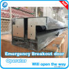 Porta de Saída de emergência automática