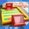 石鹸水子供および大人のための膨脹可能なフットボール競技場のサッカーピッチ