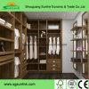 De nieuwe Houten Kast van de Garderobe van de Slaapkamer van de Melamine voor het Project van het Hotel (de prijs van de Fabriek)