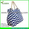 Nuovo sacco della tela di canapa del cotone della spiaggia di Luda 2015