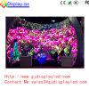 Módulos flexibles a todo color de interior de la visualización de LED P10