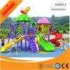 روضة أطفال خارجيّة ملعب مزح منزلق لعب لعبة مركز