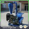 broyeur à marteaux de maïs des graines du moteur diesel 15HP pour l'alimentation de volaille