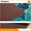 En relief en microfibre mousse à mémoire de la flanelle Coral Fleece Salle de bains Tapis de bain, salon, chambre mat mat