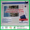 Freier PVC-Großhandelskissen-Kasten-Beutel