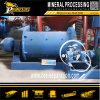 MQG Minería molino en húmedo Molienda Mineral de la rejilla de la bola maquinaria del molino