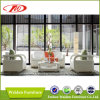 Il sofà bianco del rattan ha impostato (DH-9899)