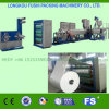 Ps-Schaumgummi-Nahrungsmitteltellersegment-Vakuum, das Maschine bildet