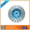 アルミニウムターボまたは鋼鉄ターボコップの粉砕車輪
