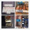 Handmanuelle Pressmaschine für Zulassungsschein-Nummernschild