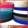 Таможня 2016 Tailian покрасила ленту эластичной резиновой ленты петлицы отверстии регулируемую