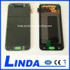 Qualidade excelente de venda superior LCD para a galáxia S6 LCD de Samsung