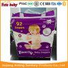 Nicht gesponnenes Gewebe-Material und Babys, Babys für die neugeborene Windel-Altersklasse die neugeborene Windel