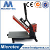 38X38cm Automatique-Ouvrent la presse de la chaleur avec Glissent-à l'extérieur la platine