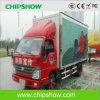 Afficheur LED élevé de mobile de camion de définition de Chipshow P10