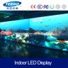 Alta calidad que hace publicidad de la pantalla de interior de la visualización P3 LED